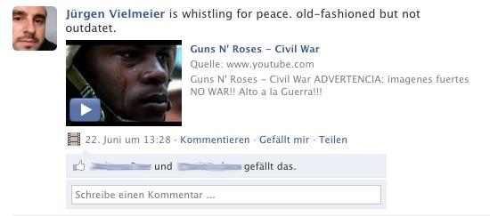 Facebook Inline