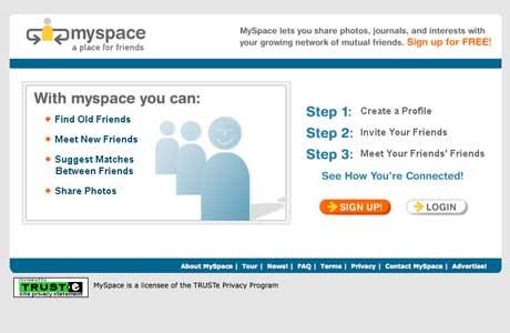 MySpace Alt