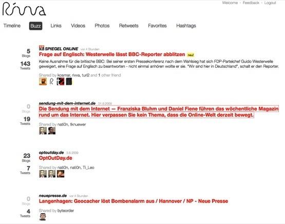 Rivva-Twitter
