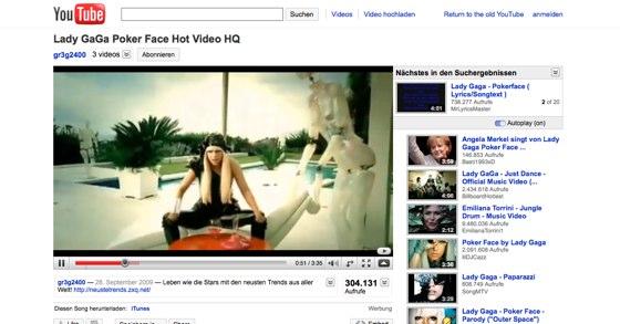 YouTube 2010